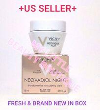 Vichy NEOVADIOL NIGHT Fundamental resculpting care Night Cream 0.5 oz /15ml BNIB