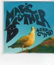 (FL617) Magic Brother / Cassettes, The West Country split sampler - DJ CD