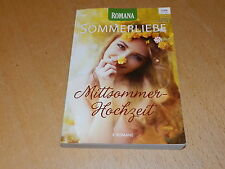 Romana Sommerliebe, Band 1, 3 Romane, 1x gelesen.