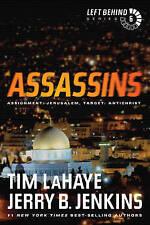 Assassins: Assignment: Jerusalem, Target: Antichrist (Left Behind #6)-ExLibrary