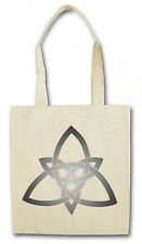 Celtic Knot i Hipster BAG-BORSA TESSUTO STOFFA sacchetto-CELTI NODO CROSS CROCE