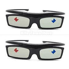 2X Samsung SSG-5100GB Active 3D Substitute for Epson RF3D Glasses ELPGS03