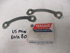 Nos Yamaha Xt250 It400 Yz250 Yz400 Unterlegscheiben 509-25412-00 Set Of 2