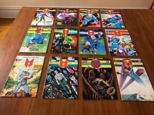 Miracleman 1-11 AND MM 3-D 1  VF