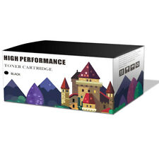 1 Black Toner Cartridge For Samsung CLP-500D CLP550N CLP 550N Printer