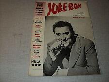 JUKE BOX 027 (1/1/59) MARINO MARINI SERGE GAINSBOURG DARIO MORENO ELVIS PRESLEY