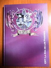 Libro Rol,ERT:La Era de Los Poderes,Ed.1999