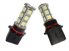 2X Pair P13W 18SMD LED Fog Driving DRL Light Bulb for Chevy Camaro RS BRIGHT!