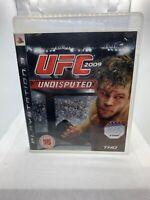 UFC 2009: Undisputed -PS3