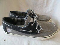 Timberland casual deck shoes size 9
