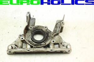 OEM Volkswagen Beetle 98-05 2.0L Crankshaft Engine Front Seal Plate 06B103153A