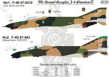 Imprimir escala 1/32 McDonnell F-4 Phantom II en Vietnam parte 2 # 32006
