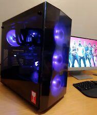 Gaming PC:  Intel 4.7+ 8700k Nvidia 1080 Ti 512GB M.2 NVMe 4TB Bluetooth+WiFi AC