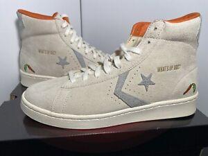 Converse x Bugs Bunny Pro Leather Chuck 70 Men's Size 8, 8.5 & 10 169223C