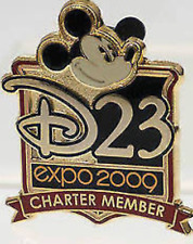 Disney Pin 72948 D23 Expo 2009 Charter Member Mickey AP ARTIST PROOF LE 25 !