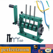 Manual Wire Stripping Machine Scrap Cable Stripper Copper Recycling Tool 32mm