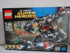 Lego 76086 DC Comics Super Heroes Knightcrawler Tunnel Attack