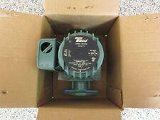 New Taco 0014 F1 18hp 115v Cast Iron Cartridge Circulator Pump Free Shipping