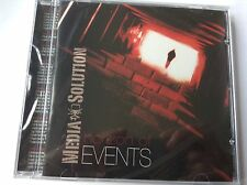 Media Solution - Horizon Of Events (2010) SEALED CD QUALITY CHECKED & FAST