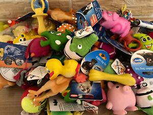 10 teiliges Hundespielzeug-Set für kleine Hunde 6--16 mit ein Kotbeutel-Spender