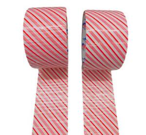Candy Cane Duct Tape 6-Pack Christmas Decorating Mis-labeled 2nds