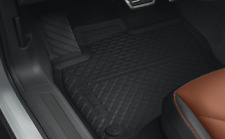 Genuine Volkswagen Tiguan Allspace Rubber Floor Mats Front & Rear 2018-Current