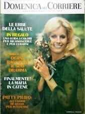 La Domenica del Corriere 27 Luglio 1971 Mafia Bagarella Riina Boniperti Coppi