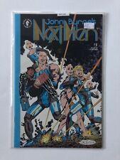 John Byrne's Next Men #1 [Dark Horse] 2nd Print Comic Book *NM* MO-220