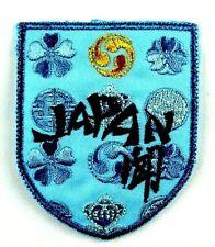 Applikation zum Aufbügeln Bügelbild 3-579 Japan