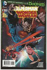 Superman Wonder Woman #9 DC Comics 2014