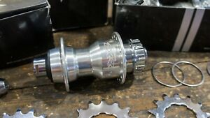 Shimano DXR FH-MX71 Bicycle Cycle Bike Freehub 112 MM Silver - 32 Hole