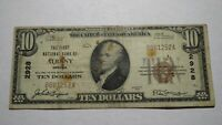 $10 1929 Albany Oregon OR National Currency Bank Note Bill! Ch. #2928 FINE RARE!