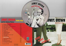 CD DIGIPACK 22T INCLUS BONUS JAMES BROWN PLEASE PLEASE PLEASE...PLUS 2007 ITALY