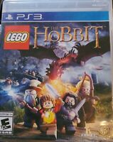 Lego the Hobbit (PS3) Very Good Condition & Complete w/ Manual