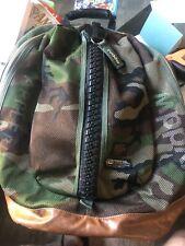Reversal RVDDW BJJ MMA Backpack Incredibly Rare Japan-only Brand Shoyoroll ZIP
