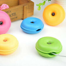 Headphone High Quality Turtle Earphone Winder Wire Box Cord Cable Organizer