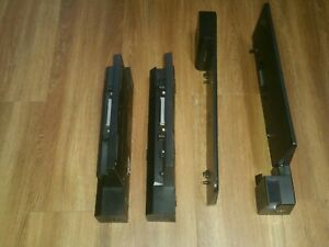 Lot of Four Laptop Docking Stations HP, Dell, Lenovo [FREE SHIP]