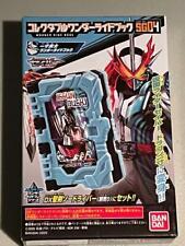 Kamen Rider Saber Wonder Ride Book SG04 Issun Bushi Ride Book USA SHIP