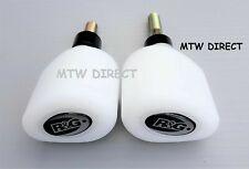 Honda CBR600 F 2012 R&G Racing Aero Crash Protectors CP0282WH White