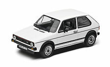 original VW Coche Modelo 1:43 , GOLF GTI 1976 , blanco
