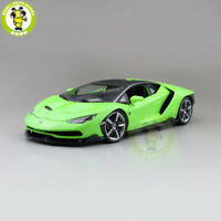 1/18 Lamborghini Centenario Maisto 31386 Diecast Model Car Toys Boys Gifts Green