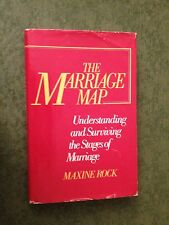 MARRIAGE MAP: UNDERSTANDING & SURVIVING STAGES OF MARRIAGE MAXINE ROCK HC DJ