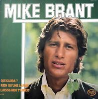 Mike Brant ‎LP Mike Brant - France (VG/VG+)