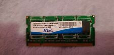 Memoria RAM 1GB ADATA DDR2 1RX8 PC2 666MHZ