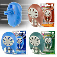 Eclipse Car Air Vent Plug In Air Freshener Fragrance Scent Diffuser Van Cab Taxi