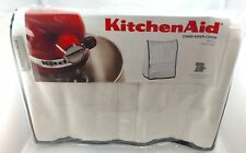 WP4396709, Stand Mixer Cloth Cover in White for KitchenAid