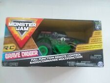 Grave Digger 1/24 RC Remote Control Monster Truck NEW in Box
