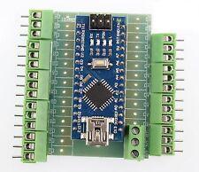 Arduino Nano y Tablero de Adaptador de terminal de tornillo montado (Unsoldered) vendedor del Reino Unido