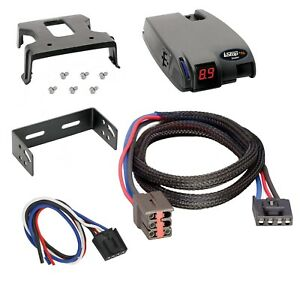 Trailer Brake Control for 10-11 Lincoln MKT w/ Wiring Adapter Module Draw-Tite