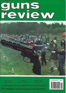 GUNS REVIEW - THREE ISSUES FROM 1990 (1 - 3)